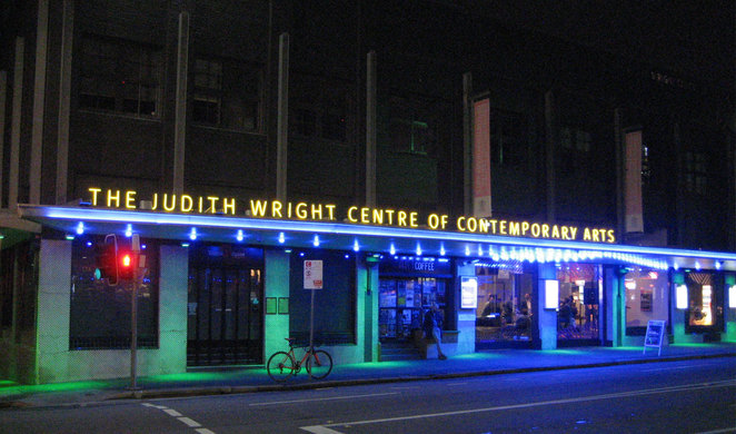 Check out the visual arts and tech showcases at the Judith Wright Centre