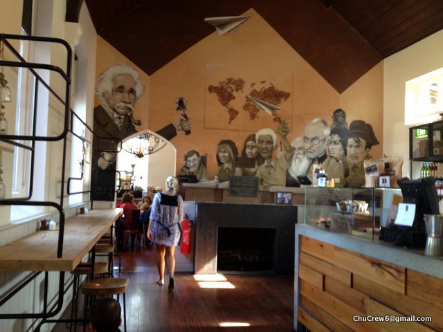 Brighton School House Cafe Review