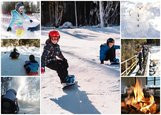 corin forest mountain retreat, snow play, canberra, ACT, tobaganing, skiing, snowman, snowboarding, snow, Canberra, ACT,