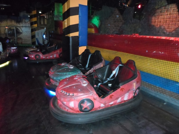 district 3, hornsby, westfield, dodgem cars