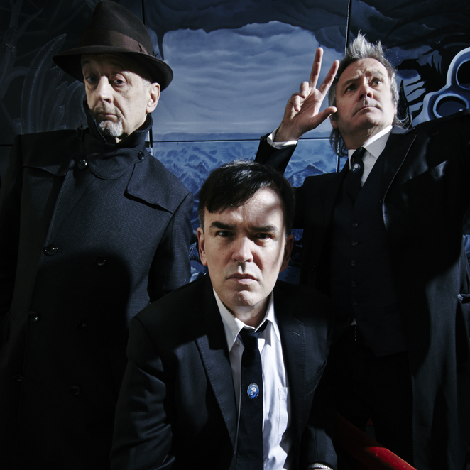 Doug Anthony Allstars, DAAS, Queens Park Theatre, Albany Entertainment Centre, Heath Ledger State Theatre, McDermott, Ferguson, Richard Fidler