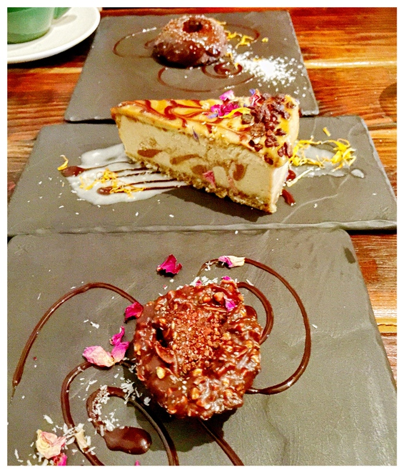 Earth to Table Bondi Junction Desserts