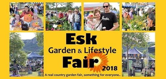 esk, garden fair, lifestyle, plants