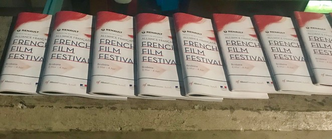 French Film Festival, alliance francaise, 2018