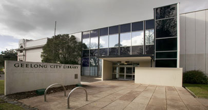 Geelong Regional Library - pre reconstruction