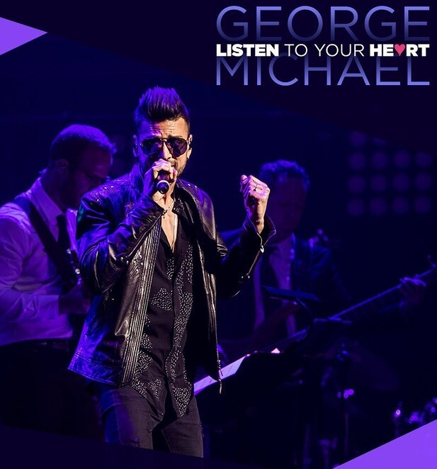 george michael listen to your heart 2019, arts centre melbourne, community event, fun things to do, theatre performance, live performance, actors, performing arts, rob mills, bobby fox, hugh sheridan, hamer hall, john foreman oam, orchestra, australian singing stars, prinnie stevens, andrew de silva, musical theatre, concert, careless hwisper, faith, father figure, praying for time, wham, wake me up before you go go, freedom, light show, the voice, sheldon riley, chriddy black, entertainment, music, night life, date night