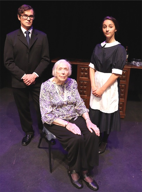 Grace and Willpower, Stirling Theatre, The Greening of Grace, Lady Willpower, play, performing arts, comedy, drama, stage