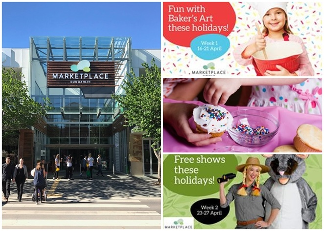 gungahlin marketplace, school holidays, autumn, april, 2018, whats on, free school holiday activities, canberra, north, shows,