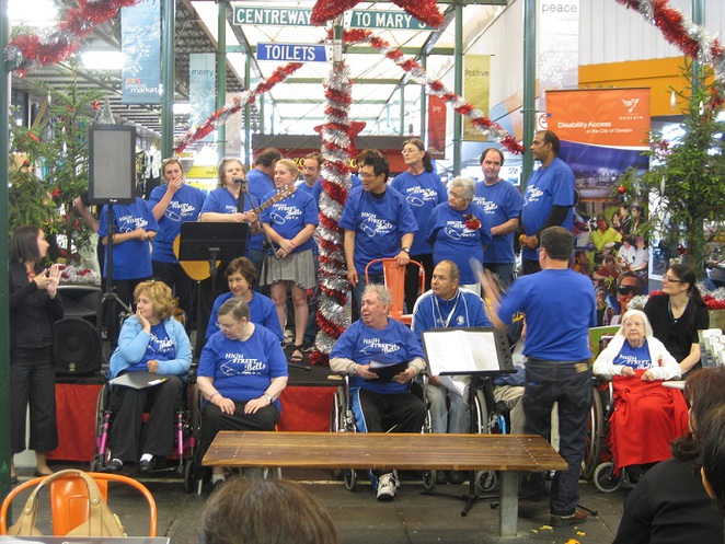 high street bells choir