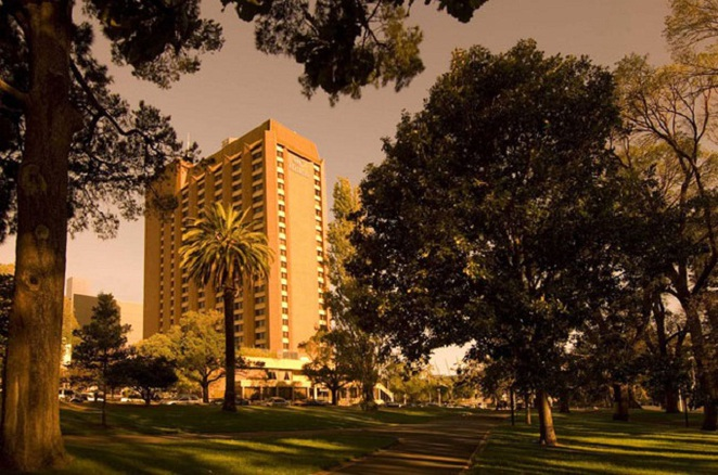 hilton on the park melbourne