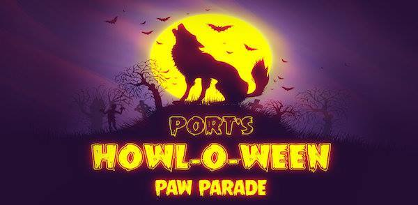Howl-o-ween Port Melbourne Dog costumes competition