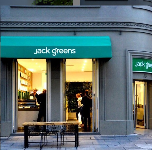 jack greens, adelaide, cafe