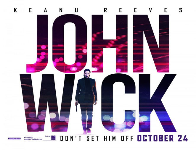 John Wick, Film Review, Keanu Reeves, shoot punching