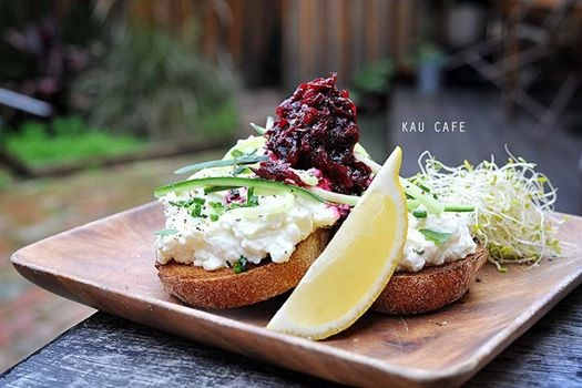 Kau cafe, Northcote, coffee