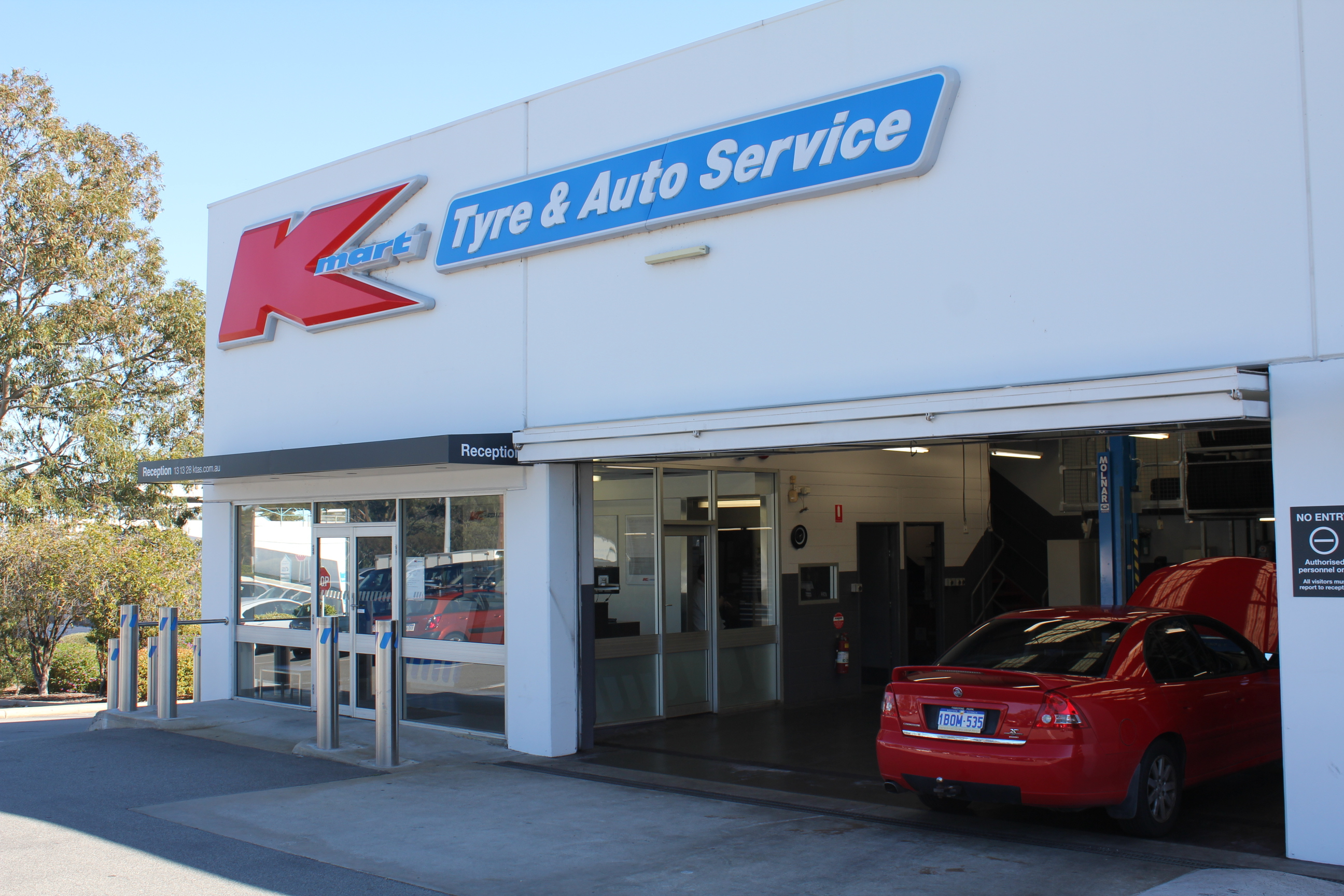 kmart tyre auto service warwick perth. Black Bedroom Furniture Sets. Home Design Ideas