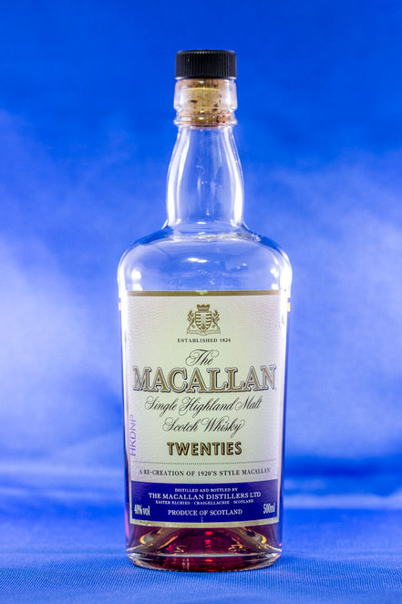 macallan scotch whisky, 1920s, twenties, whiskey, the macallan