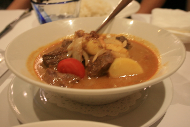 massaman lamb curry Chalio's