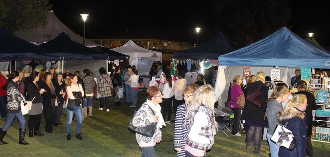 MiLi xmas night market, the vines resort & country club, events in perth, markets in perth, perth christmas markets,