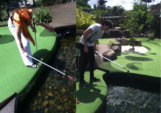 Mini Golf, Victoria Park, Date Ideas, Cute Date