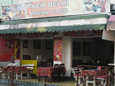 New Delhi Indian Restaurant, Chiang Mai