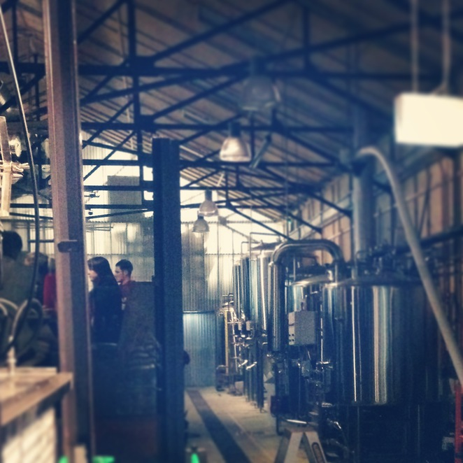 Newstead Brewing Company, Brewery, Microbrewery, Newstead, Handcrafted, Seafood, Bar, Restaurant, Tapas