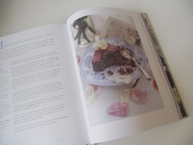 Red Velvet and Chocolate Heartache, cookbook, Harry Eastwood