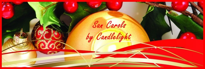 San Carols by Candlelight