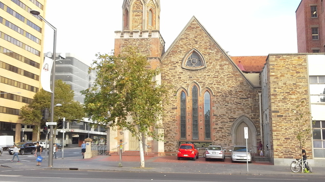 Discover adelaide 39 s churches during history festival for 165 north terrace adelaide