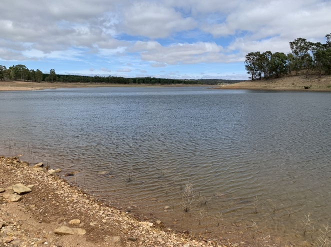 south para reservoir