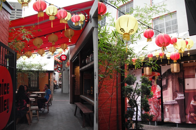 Spice Alley, KYO-TO