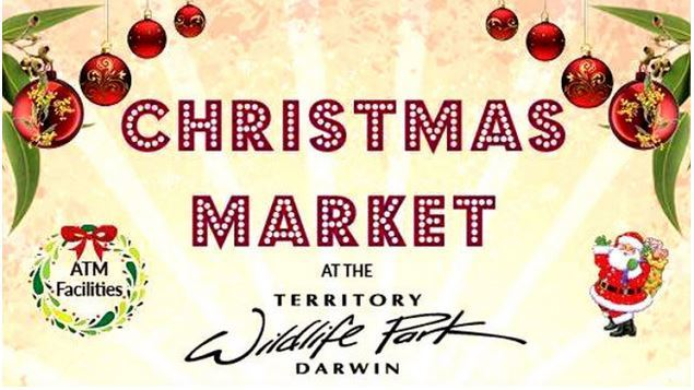 Territory Wildlife Park, Christmas Craft Fair, Darwin, Cristmas Market
