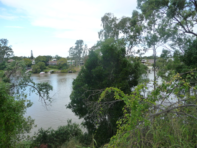 the esplanade path, river view, st lucia, qld