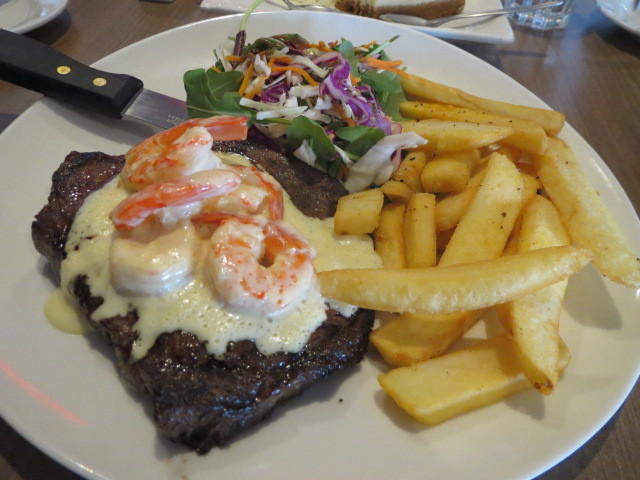 TheFork Half Price Dining, Seacliff Beach Hotel, Surf and Turf, Adelaide