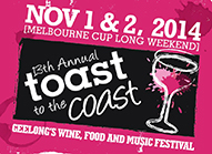 Toast to the Coast 2014