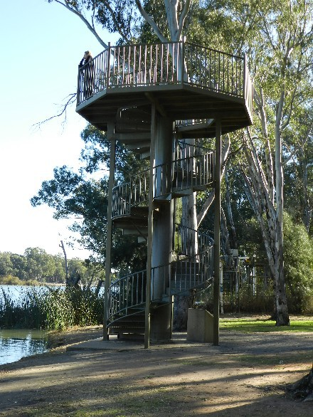 tower, junction park, viewing tower,