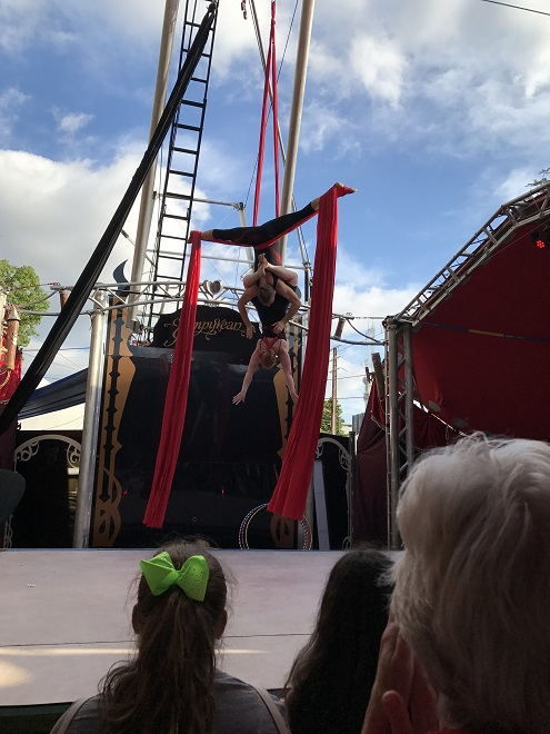 Try Again, Vertical Insanity Circus, Adelaide Fringe Festival, circus, acrobats