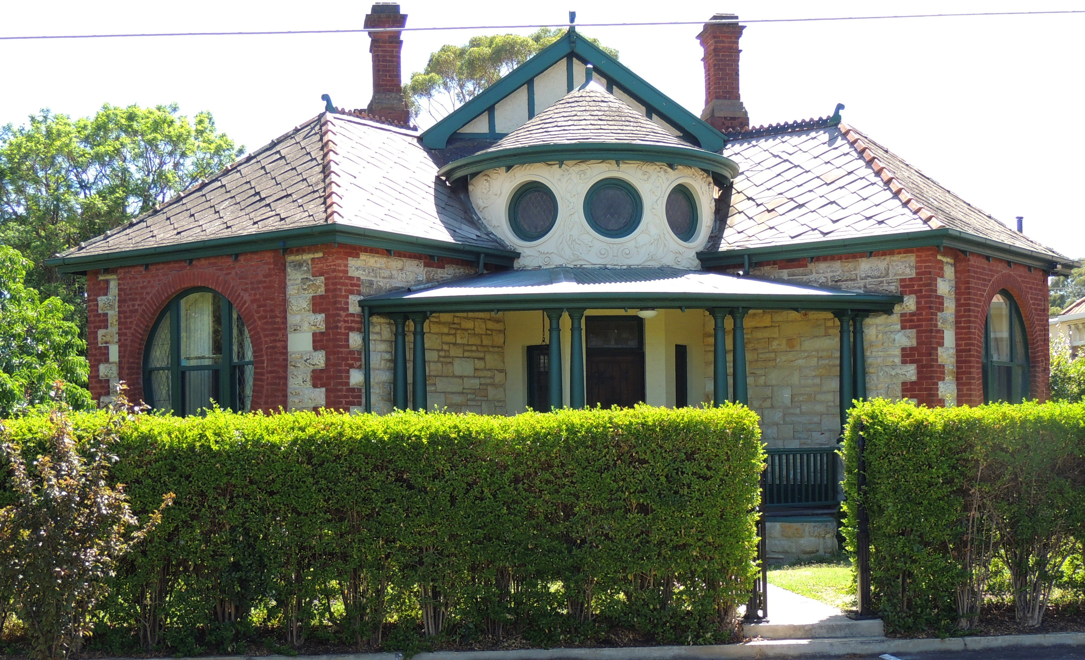 More unusual houses of adelaide adelaide for House and home