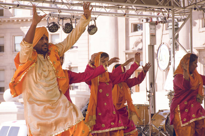 Victoria Melbourne Queen Victoria Market Indian Food Music and Dance Festival Festivals Food Family Friendly Event