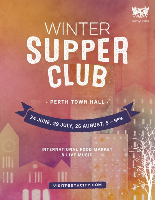 Winter Supper Club Perth