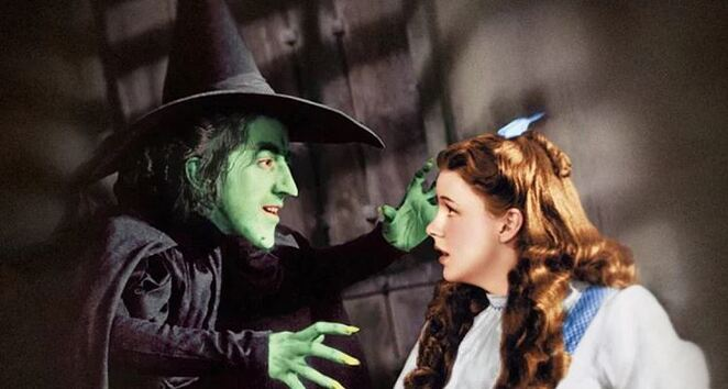 Wizard of Oz, movies about witches, family friendly movies about witches