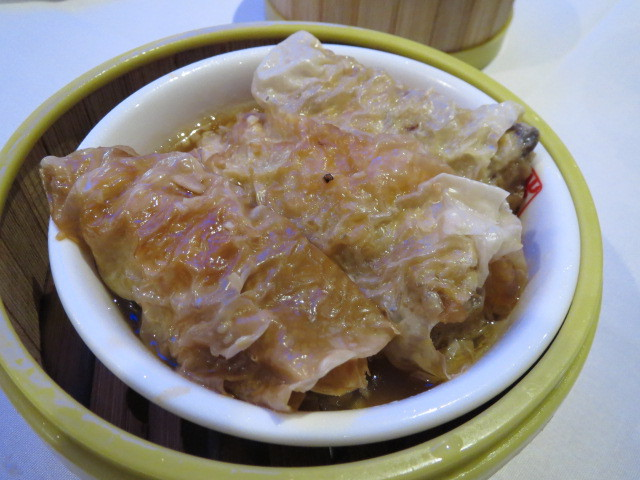 Yum Cha at Chef Dong, Steamed Bean Curd Rolls, Adelaide