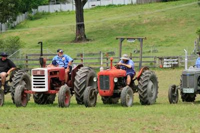 Vintage Machinery Show