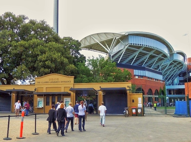 adelaide, adelaide oval, adelaide casino, cricket, redevelopment, grandstand, media, football, scoreboard, entrance
