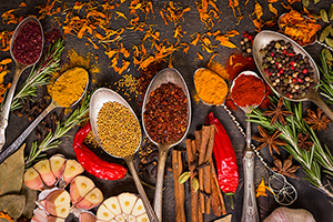 ayurvedic, cooking, logan library, hyperdome, indian cuisine