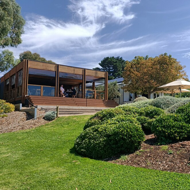 Basil's farm, local musicians, winery, cafe, restaurant, Bellarine Peninsula