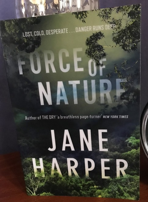 books, authors, literary, weekend reads, book review, jane harper, force of nature