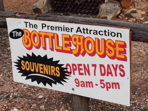 Bottle House, Lightning Ridge