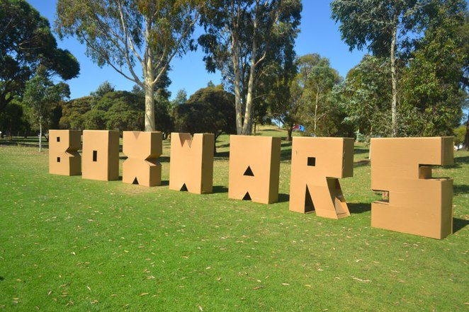 boxwars, caufield park, boxing day, events