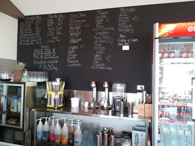 Cafe Mia, Wallaroo, seaviews, bayside, Wallaroo Bay, Spencer Gulf, South Australia, Cafes, Food, Coffee, ocean views, baked goods, food, cafes