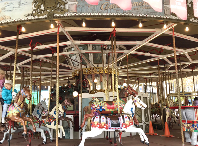 Canberra, things to do, toddler, cheap, fun, carousel, civic